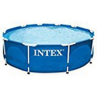 Intex Metal Frame Pool Ø3.04x0.76m