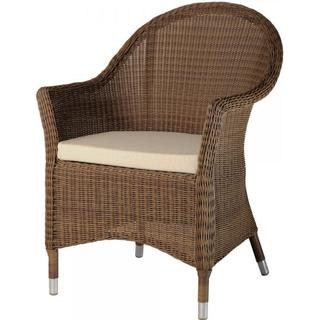 Alexander Rose San Marino Curved Easy Chair