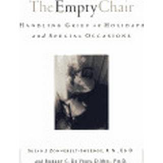 empty chair handling grief on holidays and special occasions