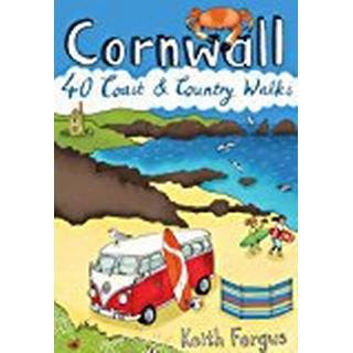 Cornwall : 40 Coast & Country Walks (Pocket Mountains)