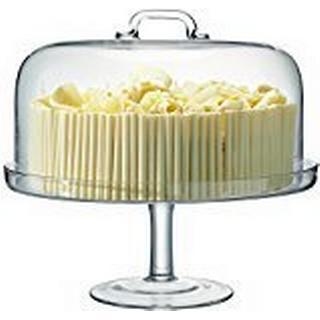 LSA International Serve Cake Plate 34.5 cm