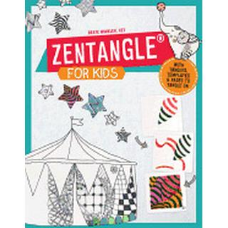 zentangle for kids with tangles templates and pages to tangle on