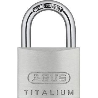 ABUS Padlock Titalium 64TI/45