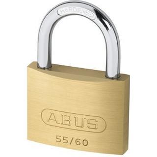 ABUS Padlock Brass 55/60