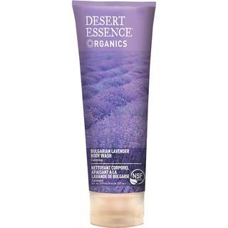 Desert Essence Bulgarian Lavender Body Wash 237ml