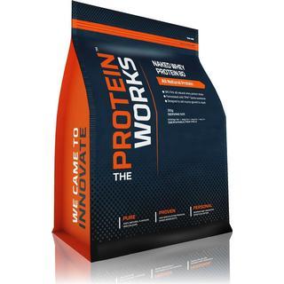 The Protein Works Naked Whey 80 Protein Velvet Vanilla 1kg