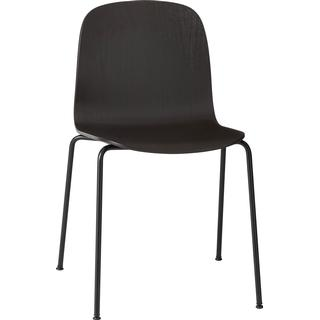Muuto Visu Tube Base Kitchen Chair