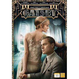 Den store Gatsby (DVD) (DVD 2013)
