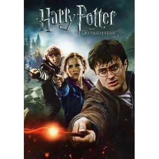 Harry Potter och Dödsrelikerna del 2 (DVD) (DVD 2011)