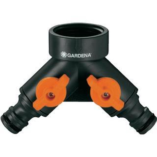 Gardena 2 Way Distributor Hose Connector 30.3mm 1