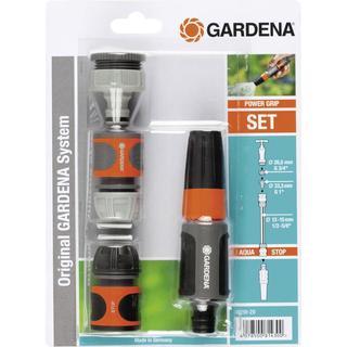 Gardena Hose Fittings System Basic Set
