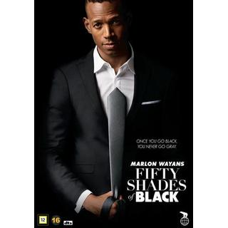 Fifty shades of black (DVD) (DVD 2015)