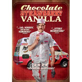Chocolate Strawberry Vanilla (DVD) (DVD 2016)