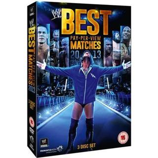 Best PPV Matches 2013 (Wrestling) (3DVD) (DVD 2015)