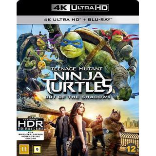 Teenage Mutant Ninja Turtles 2 - Out of the ... (4K Ultra HD + Blu-ray) (Unknown 2016)