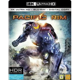 Pacific rim (4K Ultra HD + Blu-ray) (Unknown 2016)