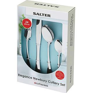 Salter Elegance Newbury 24 pcs