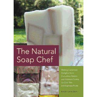 natural soap chef making luxurious delights from cucumber melon and almond