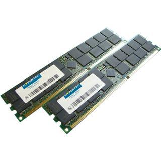 Hypertec DDR 333MHz 2x4GB ECC Reg for Compaq (395409-B21-HY)