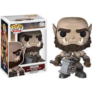 Funko Pop! Movie Warcraft Orgrim