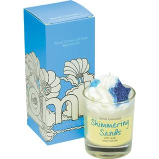 Bomb Cosmetics Aroma Candle Shimmering Sands