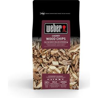 Weber Cherry Wood Chips 17623