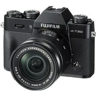 Fujifilm X-T20 + 16-50mm OIS II + 50-230mm OIS II
