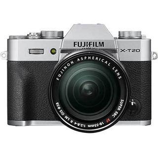 Fujifilm X-T20 + XF 18-55mm F2.8-4 R LM OIS