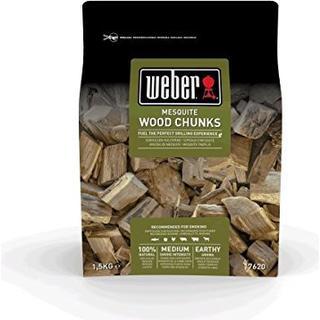 Weber Mesquite Wood Chunks 17620