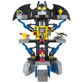 Fisher Price Imaginext DC Super Friends Transforming Batcave