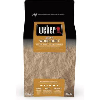 Weber Beech Smoking Dust 17614