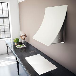 Elica Nuage Paintable 76cm (White)