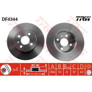 TRW DF4344