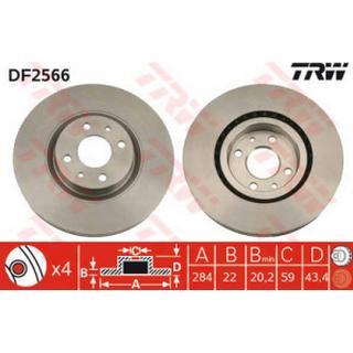 TRW DF2566