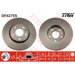 TRW DF4275S