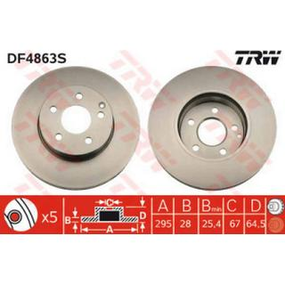 TRW DF4863S