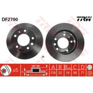 TRW DF2790