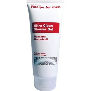 Recipe for Men Ultra Clean Shower Gel 200ml