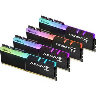 G.Skill Trident Z RGB DDR4 3600MHz 4x8GB (F4-3600C16Q-32GTZR)