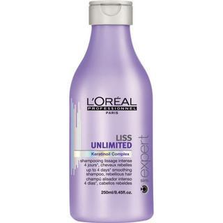 L'Oreal Paris Serie Expert Liss Unlimited Shampoo 250ml