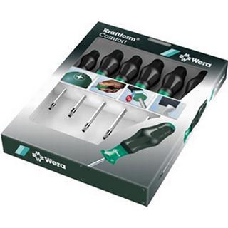 Wera 1367/6 5031554001 Kraftform Comfort Set 6-parts