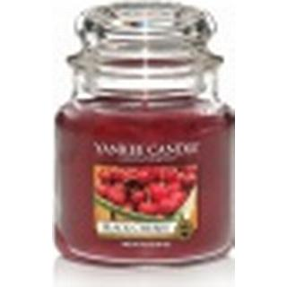 Yankee Candle Black Cherry Medium Scented Candles
