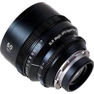SLR Magic APO 50mm T2.1 for PL