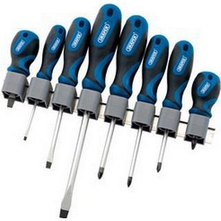 Draper 865/8 48933 Soft Grip Set 8-parts