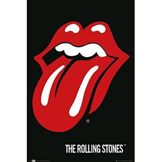 GB Eye The Rolling Stones Lips 61x91.5cm Posters