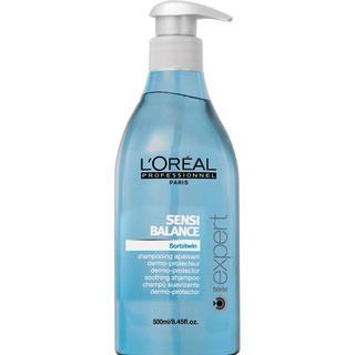 L'Oreal Paris Serie Expert Sensi Balance Shampoo 500ml Pump