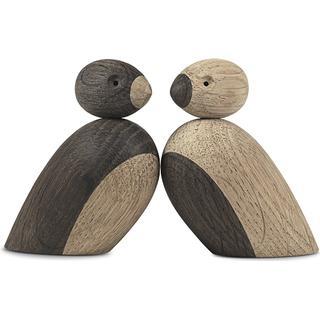 Kay Bojesen Pair of Sparrows 6cm 2-pack Figurine