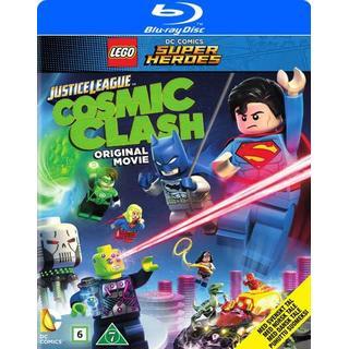 Lego - Justice league Cosmic clash (Blu-ray) (Blu-Ray 2015)