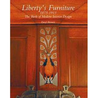 Liberty's Furniture 1875-1915 (Inbunden, 2012), Inbunden