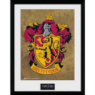 GB Eye Harry Potter Gryffindor 30x40cm Framed art